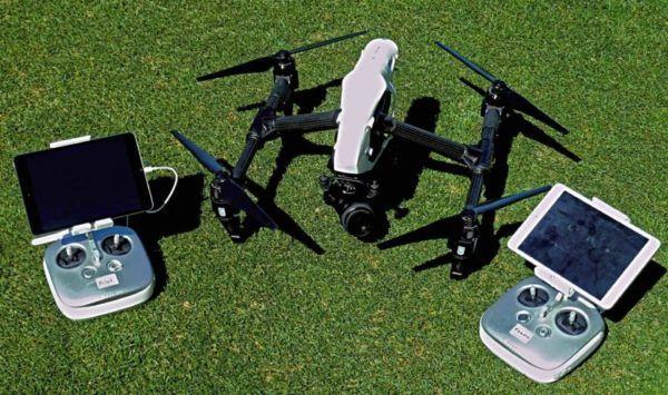 Drohnen Luftaufnahmen Videos
