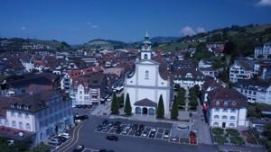 Küssnacht am Rigi 360° Luftaufnahmen mit modernen Kameradrohnen