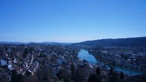 Schaffhausen Panoramatour mit Kameradrohne