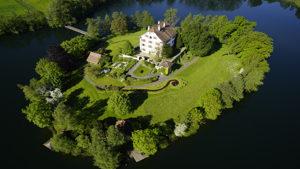 360° Panorama Luftaufnahmen mit modernen Kameradrohnen
